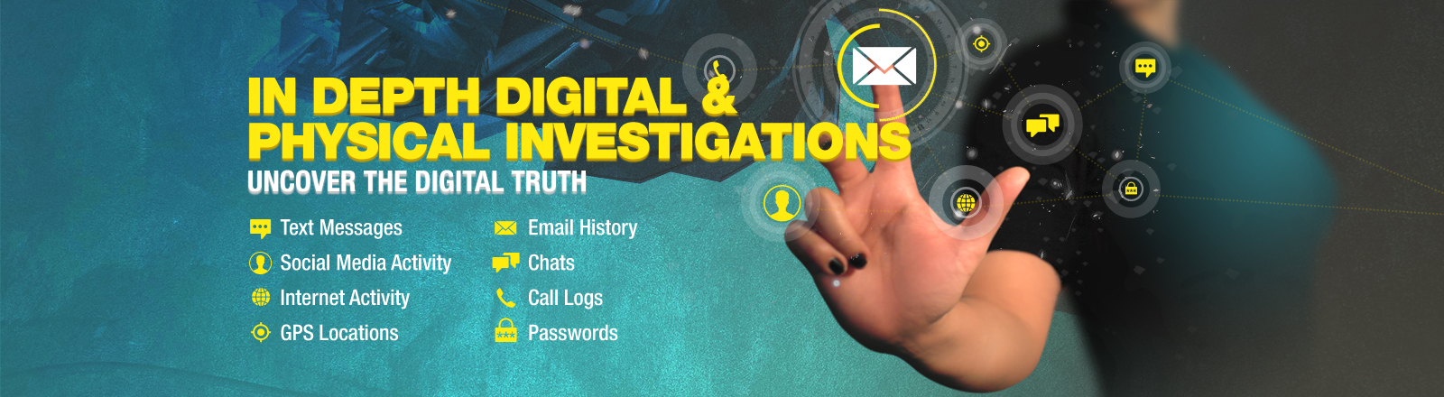 private digital investigations services