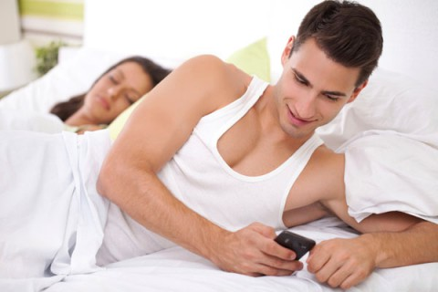 Cell phones and infidelity